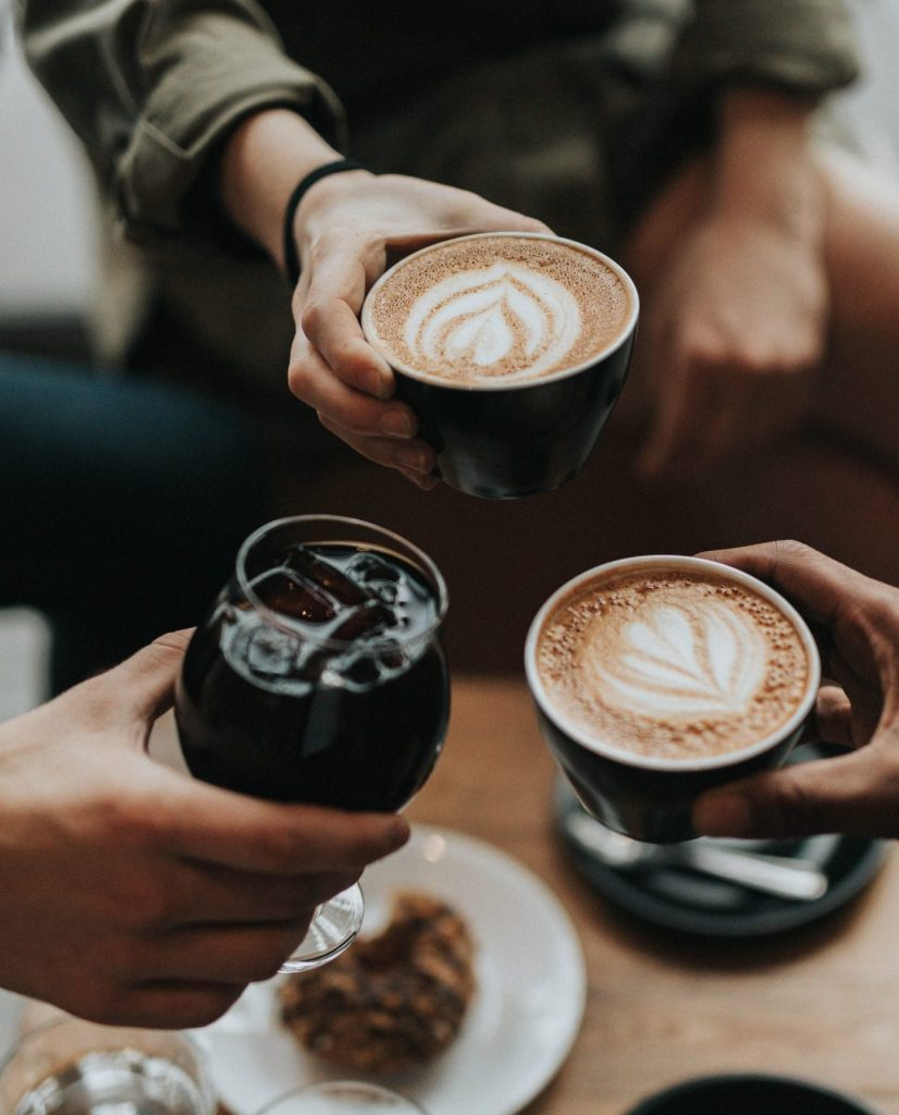 Coffee with Friends - About Ikigai