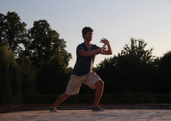 Tai Chi Practitioner Whitstable