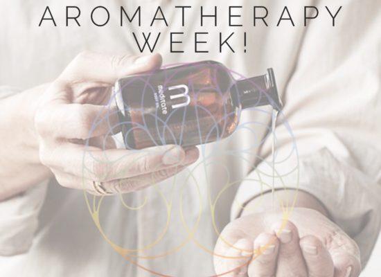 Aromatherapy Week - Yoga Blog